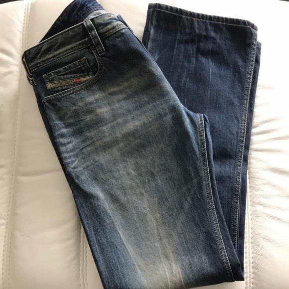 ddee5d21 Diesel Other - Men's Diesel Jeans Regular Boot Cut Size 30